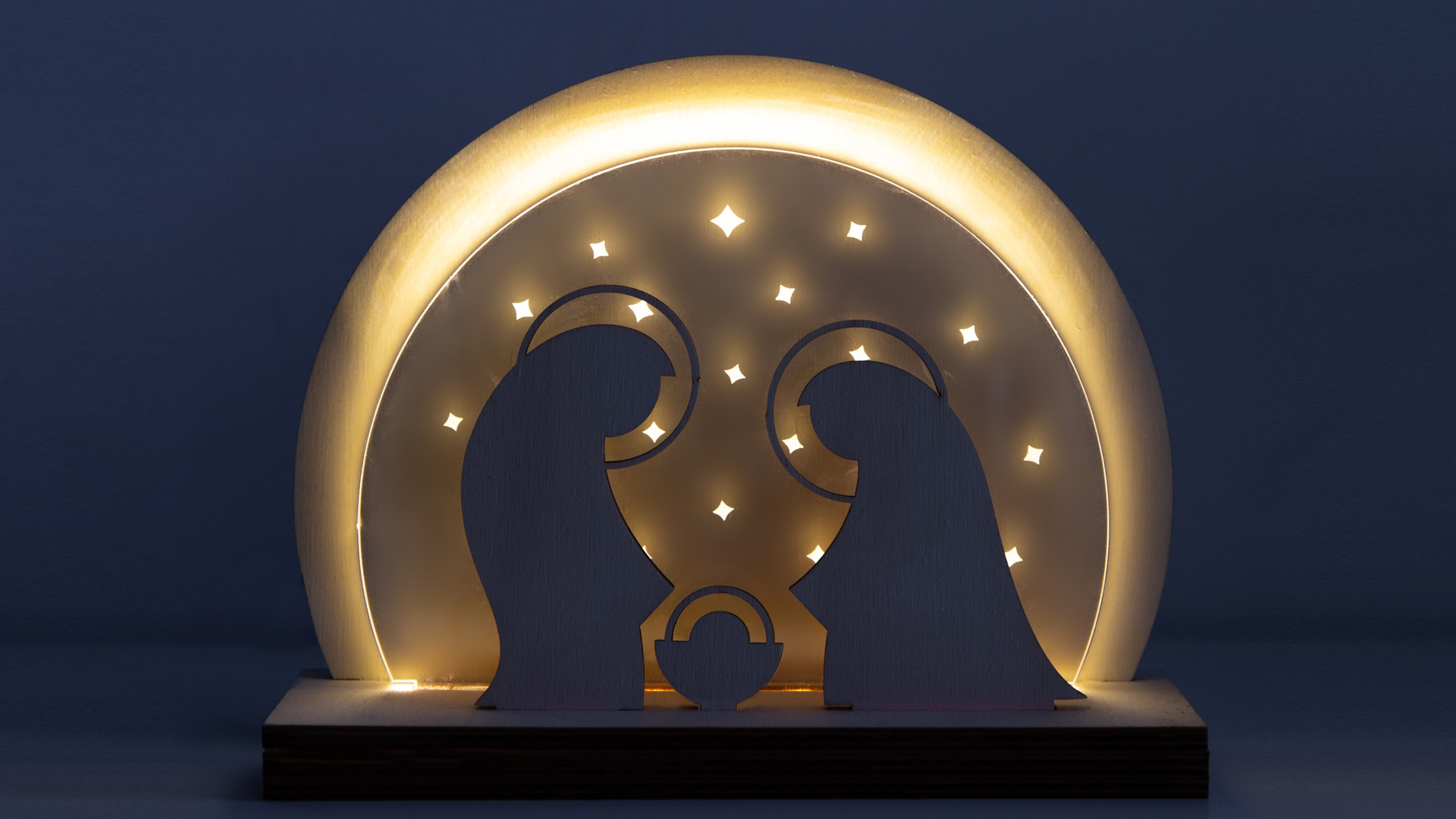 DESIGN AND DEVELOPMENT OF NATIVITY SCENE